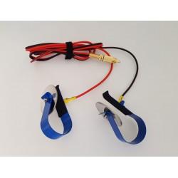 Sestava elektrod  - pro el. přístroje a generátory