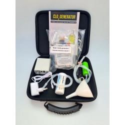 ClO2 generator - Model 2020 - 99,98% pure ClO2 for you !
