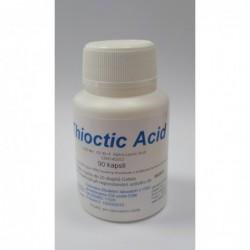 Thioctic Acid 90 kapslí - pro laboratorní účely