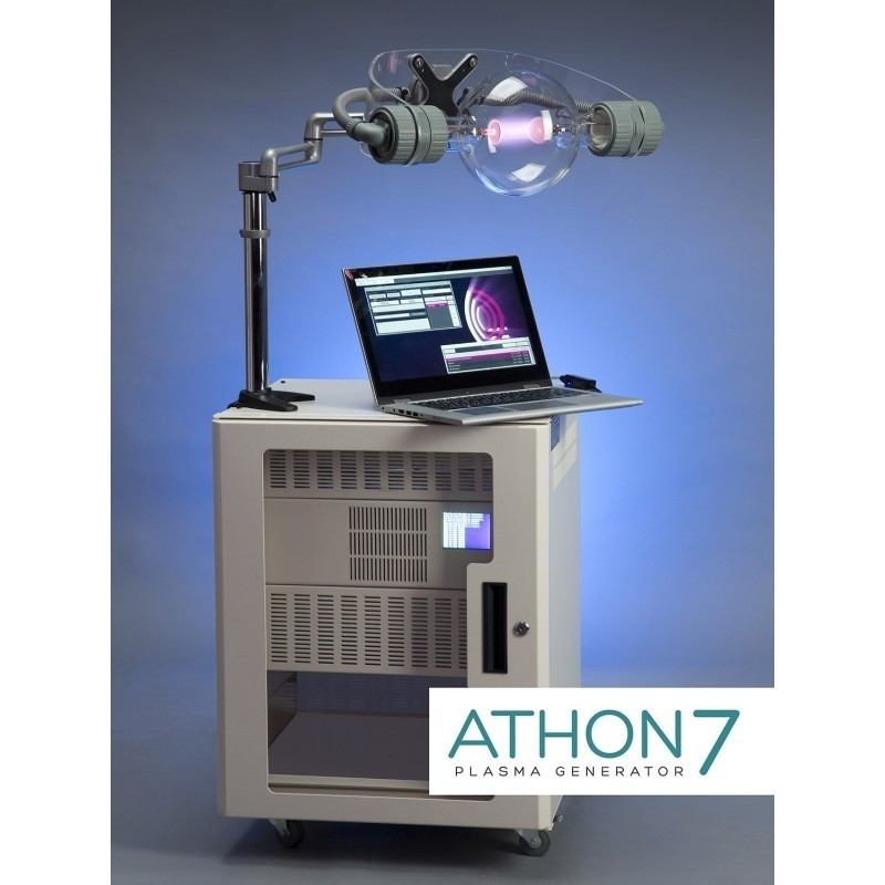 Athon 7 - Plasma generator - Rife Devitalization System