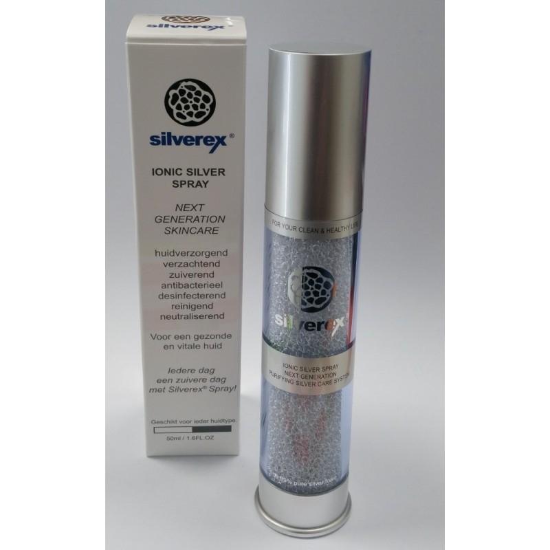 Silverex spray